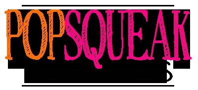 PopSqueak Balloons logo